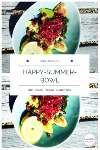 Hapy-Summer-Bowl mit Feigen und Granatapfel