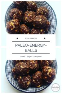 Paleo-Energy-Balls