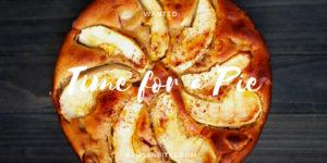 Paleo Apfelkuchen backen aus Mandelmehl und Chia, vegan, glutenfrei, laktosefrei by bowlsnbites.com