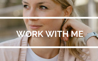 Work with me - Holistic Health Coaching