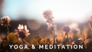 Yoga & Meditation mit Tine