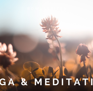 Yoga & Meditation mit Tine